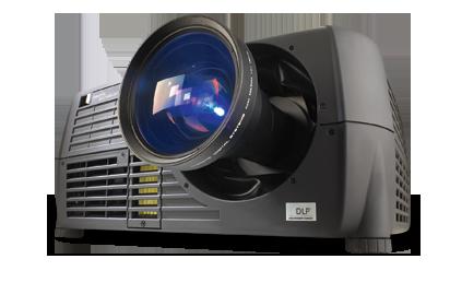 DLV-digital-projector-crispav