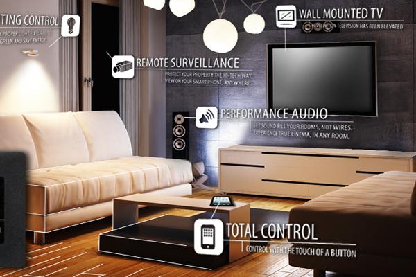 Home Automation - CrispAV
