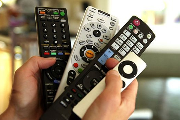 Remote Controls Consolidation into one Universal Control